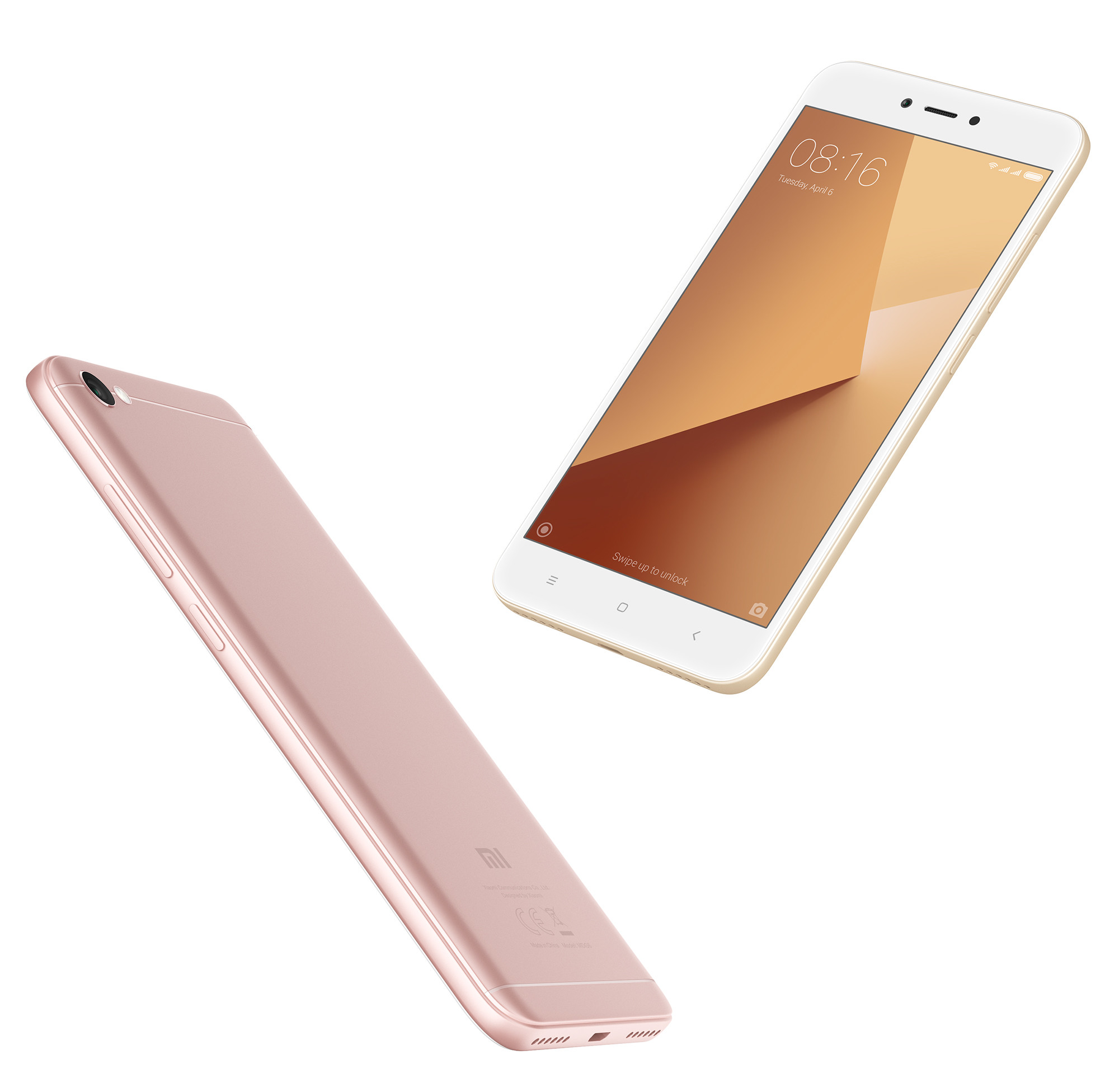 Xiaomi Redmi Note 5a Prime 3 32gb Rose Gold Ukrmobile 6