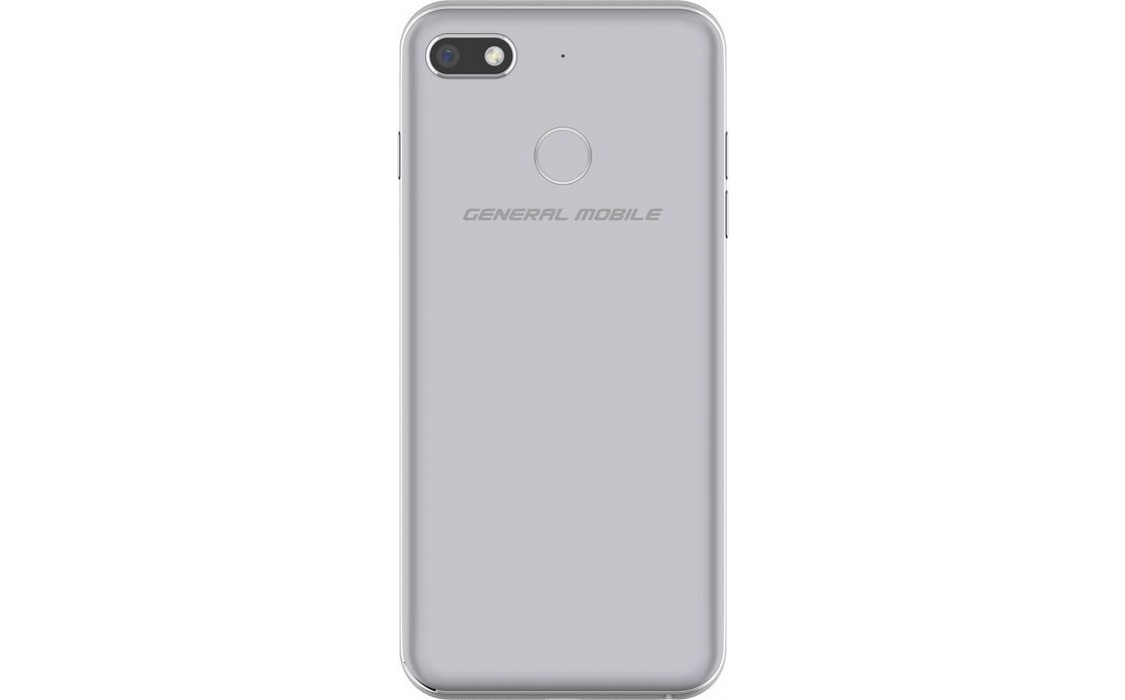 6a0c23e5fdfb1 General Mobile GM8 GO Space Gray - ukrmobile интернет магазин ...