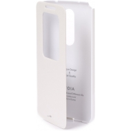 VOIA LG D618 G2 mini - Flip Case (White)