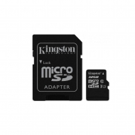 Kingston 32 GB microSDHC Class 10 UHS-I + SD Adapter SDC10G2/32GB