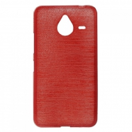 TPU Pearl Lines чехол для Microsoft Lumia 640XL Red