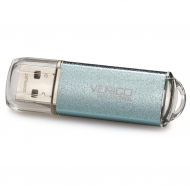 Флешка VERICO Wanderer 16GB Sky Blue (VP08-16GKV1E)