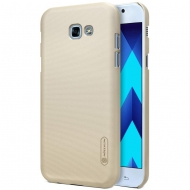 Чехол накладка Super Frosted Shield NILLKIN Huawei Y6 Pro Gold