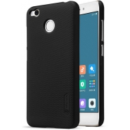 Чехол накладка Nillkin Frosted Shield PC Xiaomi Redmi 4X Black