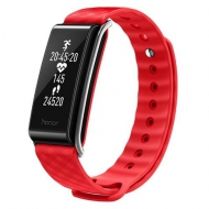 Фитнес-браслет HUAWEI Color Band A2 Red (02452540)(AW61)
