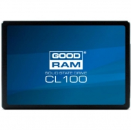 SSD накопитель GOODRAM CL100 240 GB (SSDPR-CL100-240)