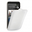 TETDED Flip Case for HTC Desire 601 White