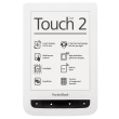 Pocketbook Touch Lux 2 (626) White (Официальная гарантия)