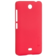 Чехол Nillkin Microsoft Lumia 430 - Super Frosted Shield Red