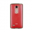 VOIA LG Leon H324 - Jell Skin (Red)