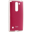 Чехол VOIA LG Optimus Spirit - Jell Skin Red