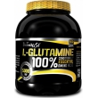 Аминокислоты (глутамин) BioTechUSA 100% L-Glutamine 500 g (100 servings)