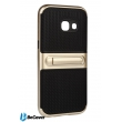 Панель Elegance BeCover для Samsung Galaxy A3 2017 A320 Gold