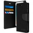 Чехол книжка Book Cover Goospery Lenovo Vibe C2 power Black