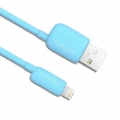 Кабель PURIDEA L02 Micro USB 1.2m Blue