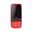 Sigma mobile Comfort 50 Elegance DS red