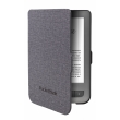 Обложка PocketBook Shell Cover (JPB626-2-GL-P) Grey/Black совместимая с моделями PocketBook Touch HD/Touch HD 2/Basic 3/Basic Lux/Touch Lux 2/Basic Touch 2