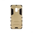 Чехол MiaMI Armor Case for Samsung A730 (A8 Plus-2018) Gold