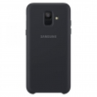 Чехол Dual Layer Cover Samsung A6 2018 EF-PA600CBEGRU Black