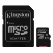 Карта памяти Kingston 256GB UHS-I (Class 10)+SD adapter (SDCS/256GB)