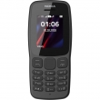 Nokia 106 New DS Grey (16NEBD01A02)