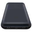 Зовнішній акумулятор (Power Bank) ZMI 10 PowerBank 15000 mAh Type-C Black (QB815)