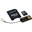 Карта памяти Kingston 32 GB microSDHC class 10 Mobility Kit MBLY10G2/32GB