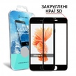 Защитное Стекло Makefuture 3D Apple Iphone 6 Black
