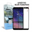 Защитное Стекло Makefuture Full Cover Full Glue Samsung A6 Plus 2018 Black