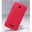 Чехол NILLKIN Lenovo A390 - Super Frosted Shield (Red)