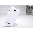Чехол NILLKIN Lenovo A390 - Super Frosted Shield (White)