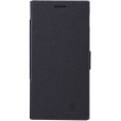 Чехол NILLKIN Lenovo K900 - Fresh Series Leather Case (Black)