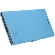 Чехол NILLKIN Lenovo K900 - Fresh Series Leather Case (Blue)
