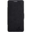 Чехол NILLKIN Lenovo P780 - Fresh Series Leather Case (Black)