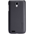 Чехол NILLKIN Lenovo S650 - Super Frosted Shield (Black)
